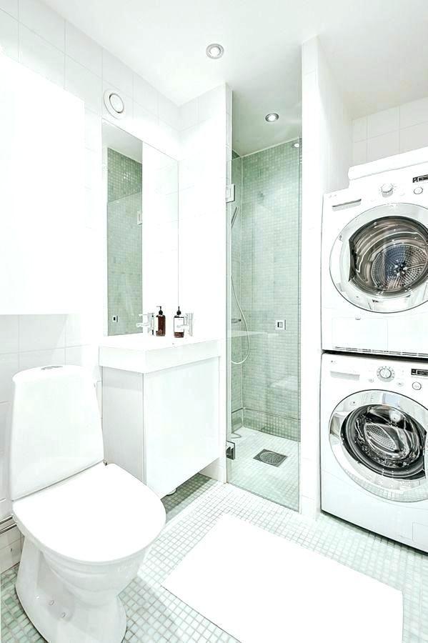 Google Image Result For Http Nuwij Me Wp Content Uploads 2019 02 Small Bathroom Laundry Renovation Bathroom Design Bathroom Renovations Bathroom Shower Doors