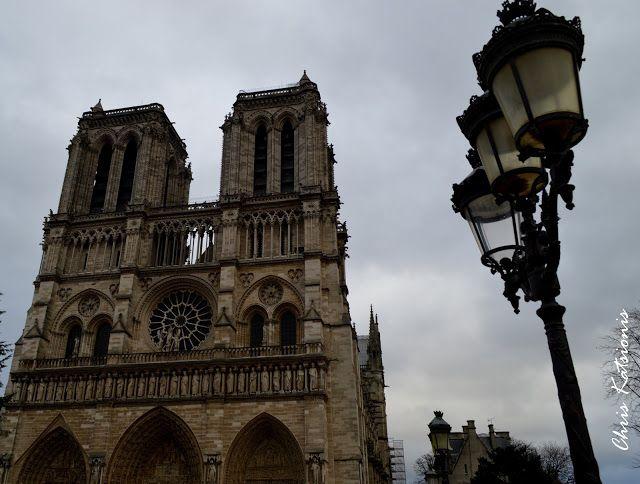 Travel in Clicks: Notre Dame de Paris
