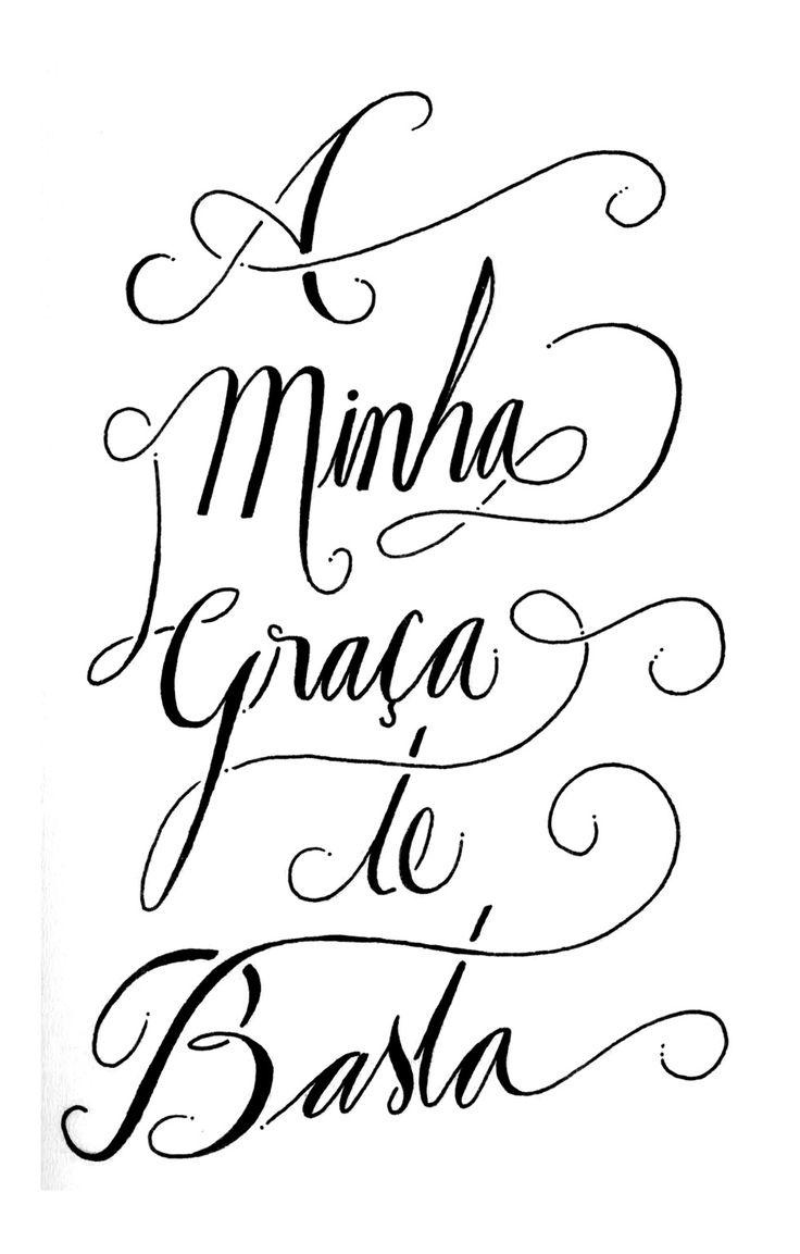 E disse-me: A minha graça te basta, porque o meu poder se aperfeiçoa na fraqueza. De boa vontade, pois, me gloriarei nas minhas fraquezas, para que em mim habite o poder de Cristo. 2 Coríntios 12:9