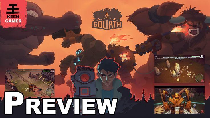 Goliath Preview