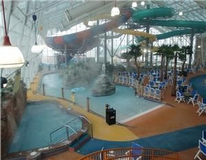 Watiki Indoor Waterpark in Rapid City South Dakota @Patricia Nickens Derryberry Rapid City
