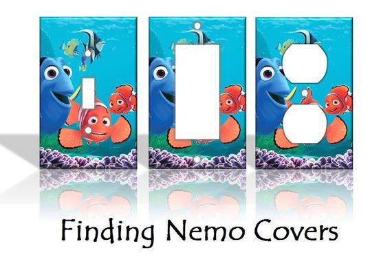 25 best images about kids bathroom ideas on pinterest for Finding nemo bathroom ideas