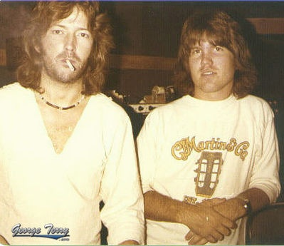Eric Clapton & George Terry