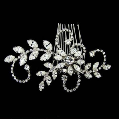 C5689 diamante haircomb $94.90