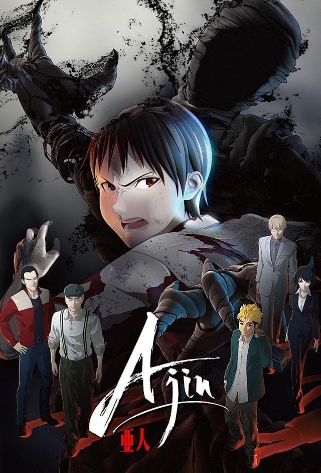 Best Anime 2016 list