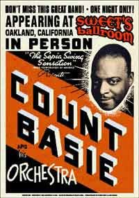 Count Basie's big bands--among the all-time greatest.
