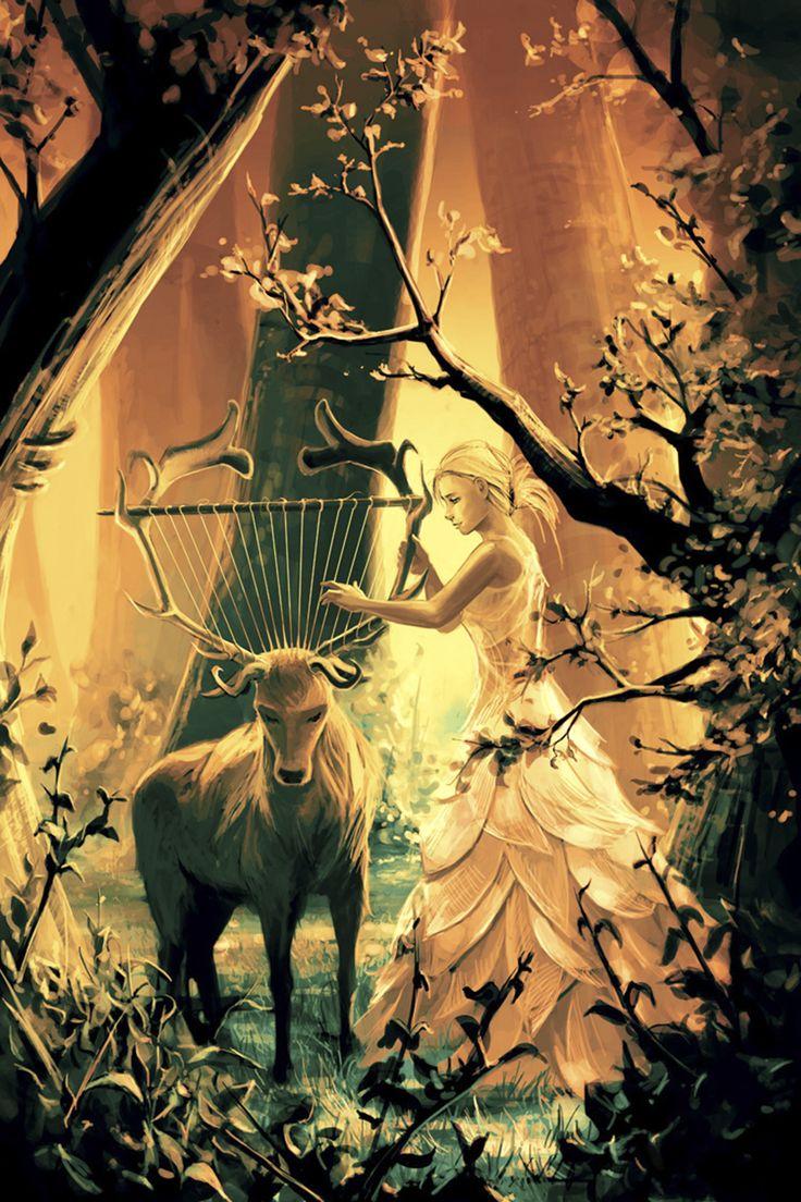 French Artist Creates Surreal Fantasy Universes Inspired By Hayao Miyazaki And Tim Burton