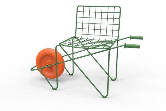 Dětská židlička nebo kolečko?
