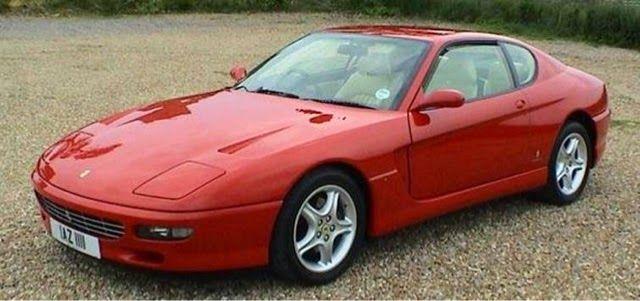 "Obelisco Classic Car Club Cali Colombia: ¿Ferrari 456 GT Venice ""Station Wagon"" ?"