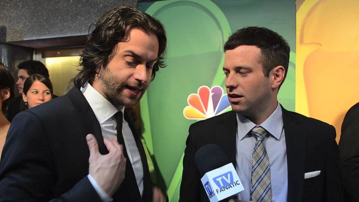 Undateable - Chris; D'Elia and Brent Morin - NBC Upfronts 2013 ...