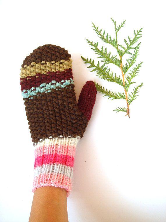 Winter mittens