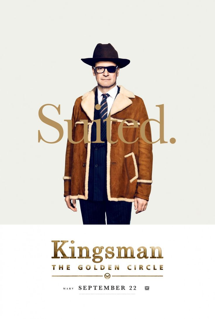 Kingsman: The Golden Circle - Colin Firth