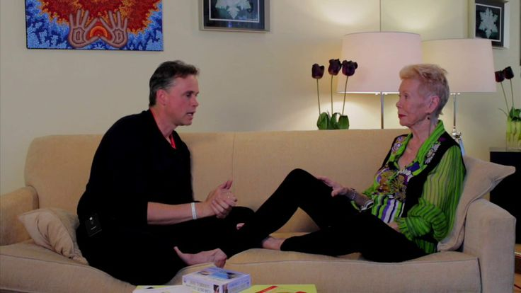Louise Hay and Robert Holden - Hay House World Summit 2014. Mirror Work with Louise Hay and Robert Holden Home page video Hay House World Su...