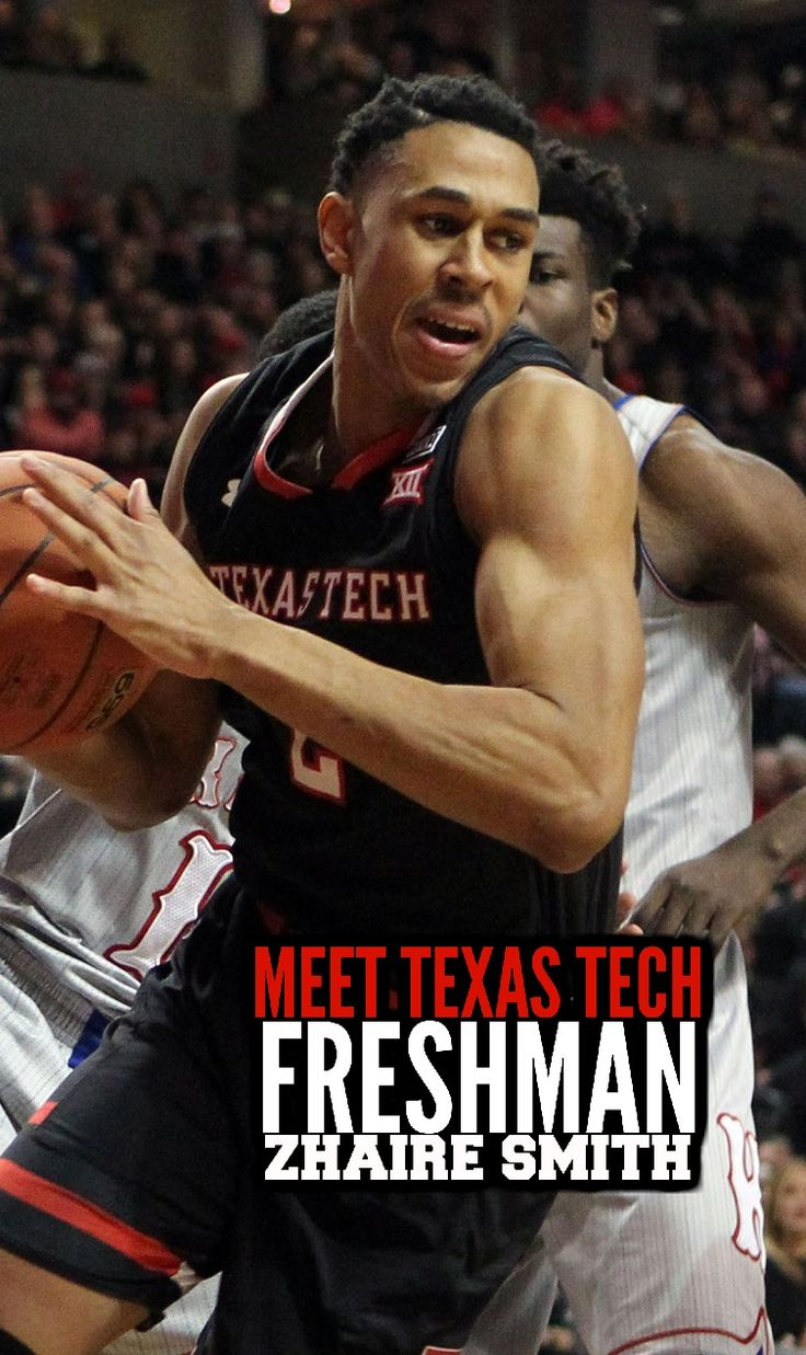 Meet Texas Tech Freshman: Zhaire Smith #NBA #NBADraft #NBADraft19 #Texastech #RedRaiders