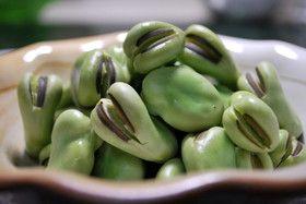 料亭風に♪ そら豆の茹で方 by mielle [クックパッド] 簡単おいしいみんなのレシピが264万品
