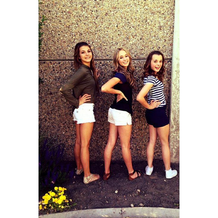 Pics For > Cute Photoshoot Ideas For 3 Best Friends