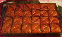 Macedonian recipes. - baklava