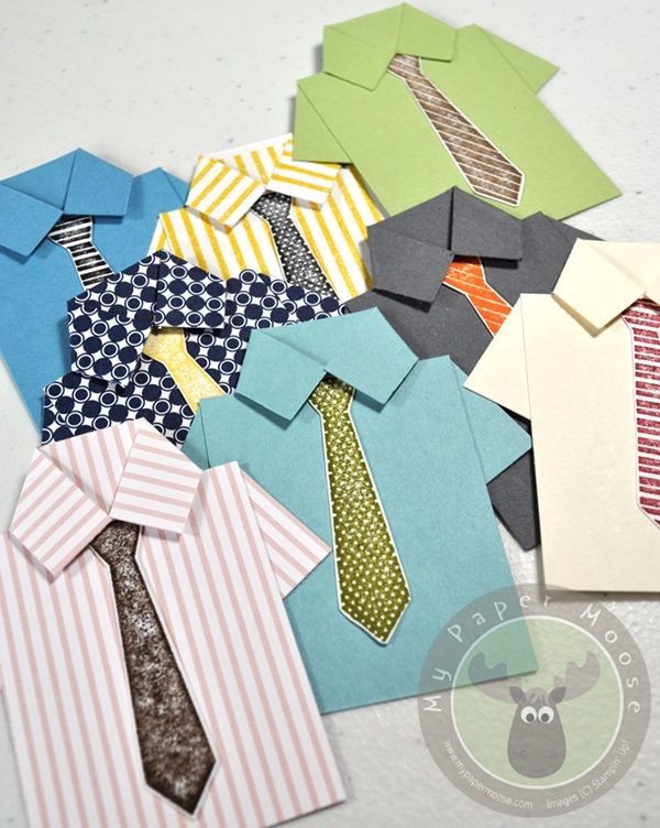 #Tutorial on how to make mini shirts for your craft projects.