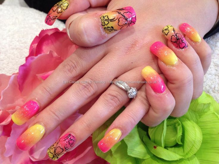 33 best Nail Art images on Pinterest | Gel nail, Gel nails and Gel ...