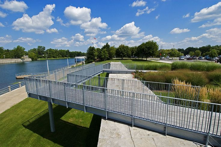 Welland_Canal_Park_Civic_Square-Janet_Rosenberg-Studio-00 « Landscape Architecture Works   Landezine