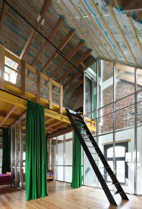 <3 incredible renovation - de vilder vinck tailleu