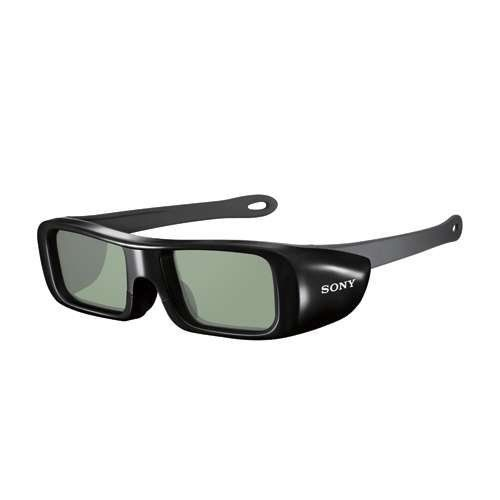 Sony TDG-BR50/B 3D Active Glasses (Small Size) by Sony. $109.99. With the Sony TDGBR50/B 3D Active Glasses, enjoy 3D content without compromise to picture quality with Sony 3D active glasses and your BRAVIA 3D TV. Designed to deliver an optimal 3D viewing experience, these smaller size 3D active glasses have side panels to block out excess light, and feature a battery life of up to 100 hours. The Sony TDGBR50/B 3D Active Glasses are also built for comfort with flex...