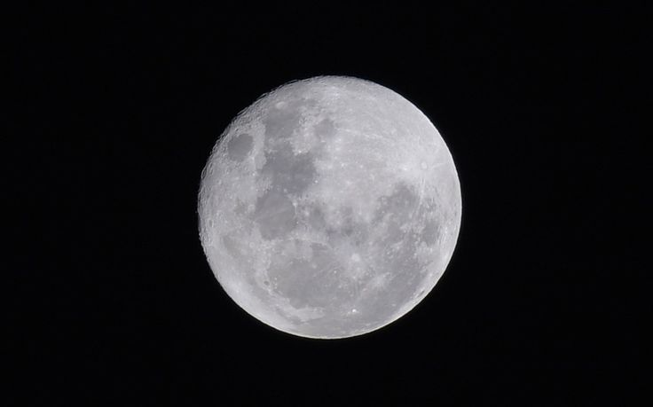 Last festive full moon was in 1977, next one predicted for 2034