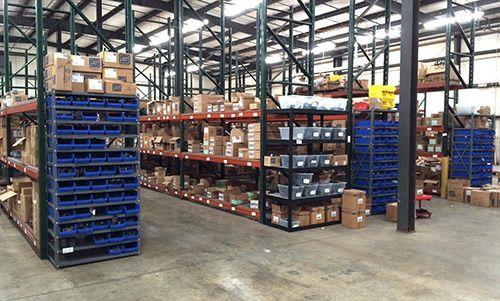 PVC Fittings Online's South Carolina Warehouse