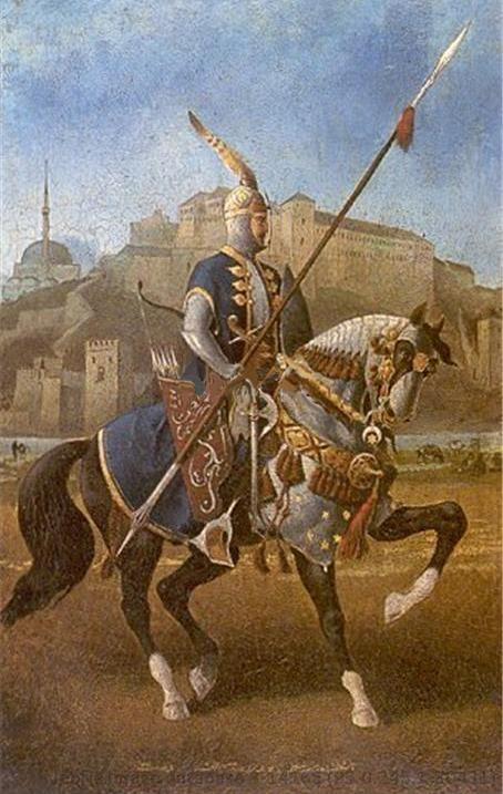 An Ottoman Archer Soldier (Bir Osmanlı Okçu Asker) #OttomanEmpire