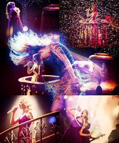 The Speak Now Tour ♥