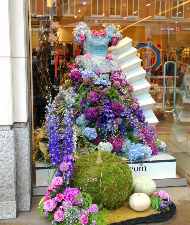 The Chelsea Flower Show 2015 -Shops in nearby Kings Road, London
