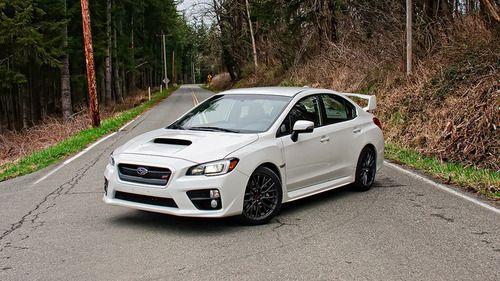 2015 Subaru WRX STi can't wait !!