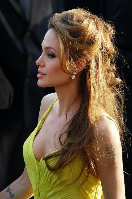 Angelina Jolie S Best Looks From Cannes Fashion Style