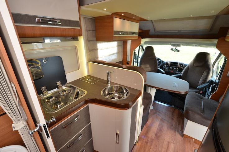 Camping car neuf 2015 - Constructeur Caravans International (CI)