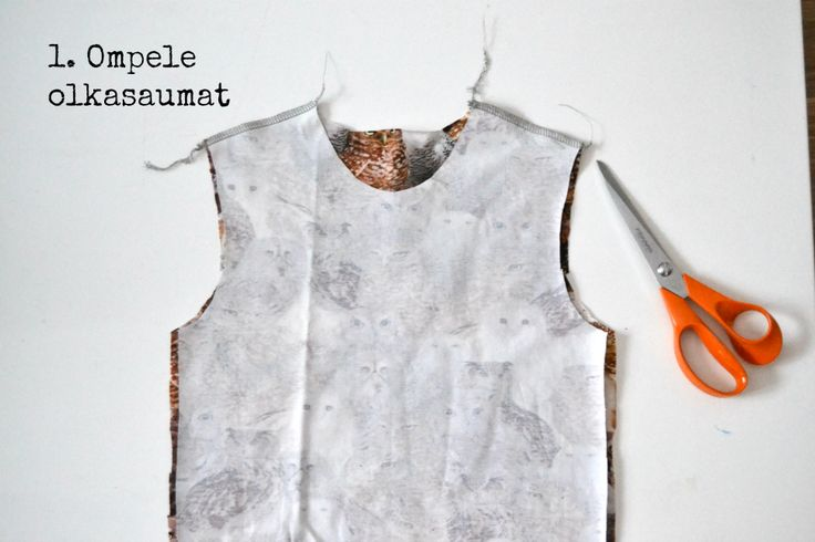 MALLIKELPOINEN: DIY kietaisuhupun vuorittaminen pussiin