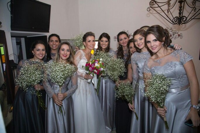 Madrinas boda
