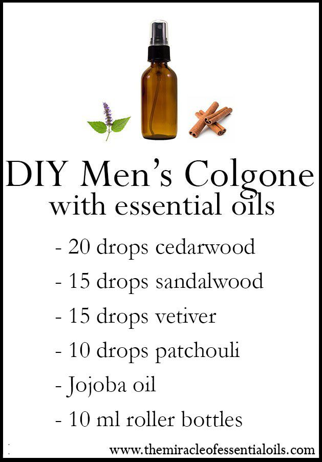 How to make your own perfume spray with essential oils