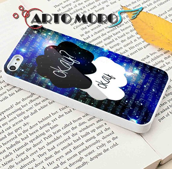 Design The Fault in Our Stars - iPhone 4/4S Case, iPhone 5/5S Case, iPhone 5C Case and Samsung Galaxy S3 i9300 Case, S4 i9500 Case. on Etsy, $14.00