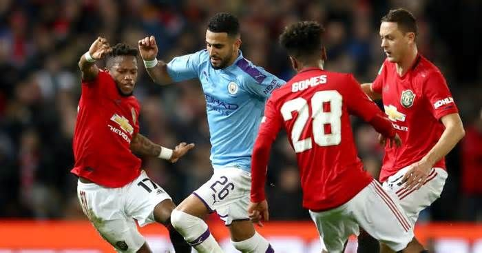 How To Watch Manchester City Vs Manchester United Date Time Channel Odds And Live Stream Get The Latest N In 2020 Manchester Derby Manchester United Manchester City