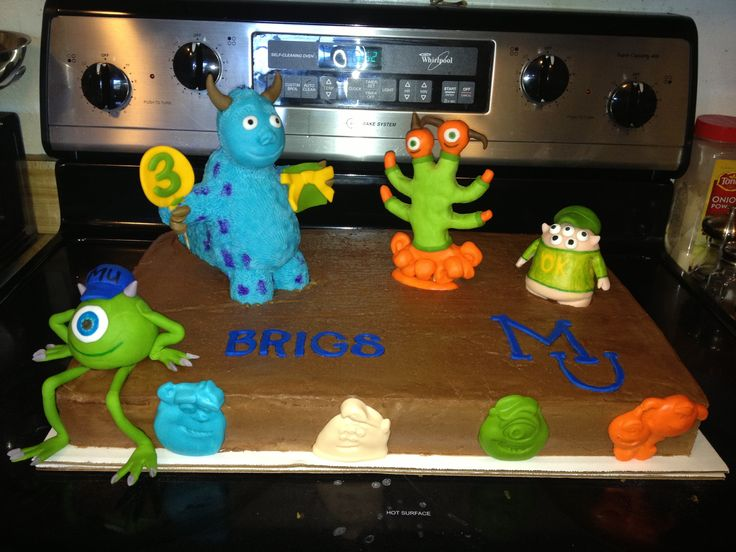 Coffee Cake Squishy Monster : 25+ best ideas about Squishy monsters university on Pinterest