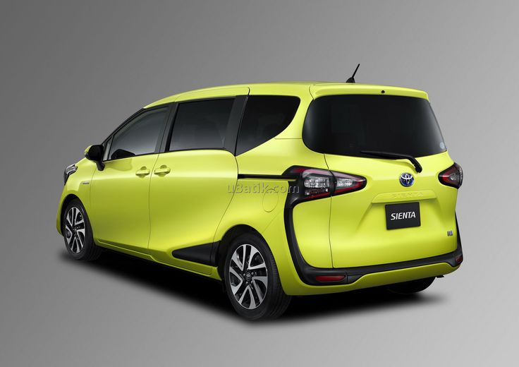 All-new Toyota Sienta