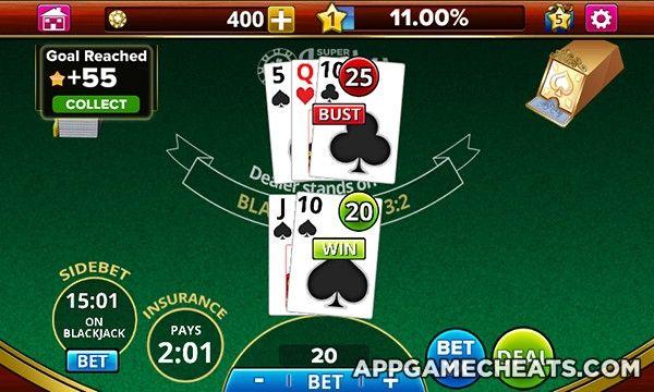 Ruote corsa blackjack