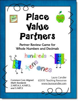 1000+ images about Math: Place Value on Pinterest | Anchor charts ...