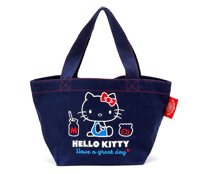 4ac0a5088 Hello Kitty Canvas Mini Tote Bag: Great Day, $24.00 | Hello Kitty ...