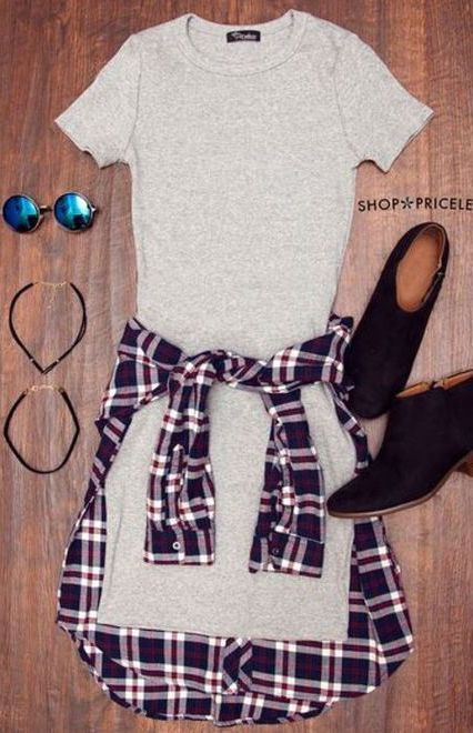 6a8819fe057b Cute Summer Outfit Ideas for Teen Girls  cute  outfits  SummerOutfit ...