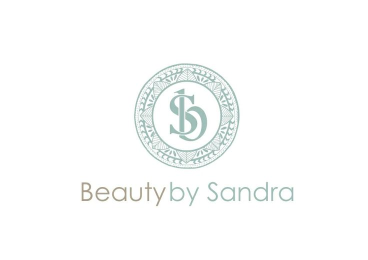 logo schoonheidssalon ontworpen door Hofland ontwerp & vormgeving