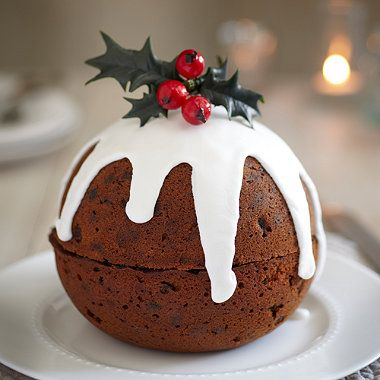 An alternative if you don't like christmas pudding definitely gonna be on our table this year Christmas Chocolate Cake