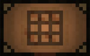 Minecraft Workbench Wallpaper