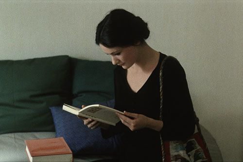 "isabelle weingarten in robert bresson's ""quatres nuits d'un reveur"""
