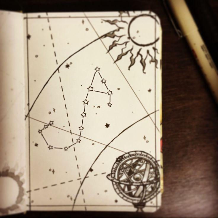 ¡Constelación de Escorpio! ~Cetus